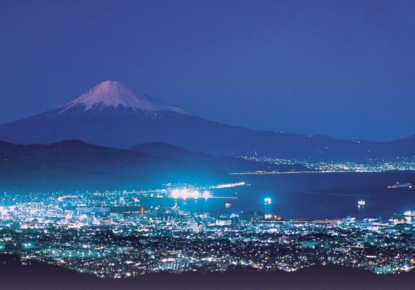 Mt.Fuji from Nippon-Daira Hotel